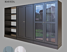 HAVSTA Storage combination 3D