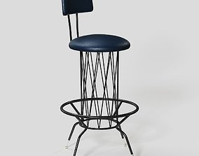 beer-tap Bar Stool 3D
