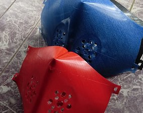 3D print model Anti Covid Mask