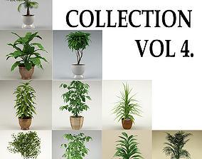 3D Plants Collection Vol 4