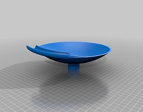 Marble Race Cone Top 3D print model