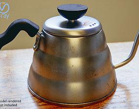 Hario kettle 3D