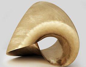 3D art Abstract sculpture 2