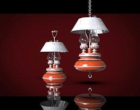 3D Kerosene lamps