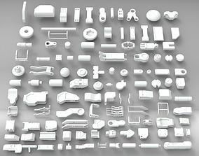3D Kitbash-3
