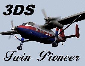Scottish Twin Pioneer 3D