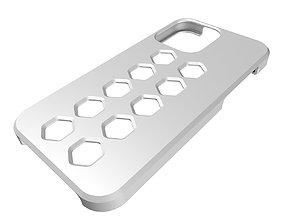 3D printable model iPhone 12 Pro Case Sesto Elemento