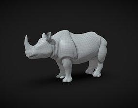 Rhino BASE MESH 3D model