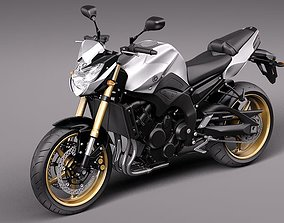 Yamaha FZ8 Fazer 2011 3D
