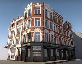 3D 216 - 220 Bishopsgate - London