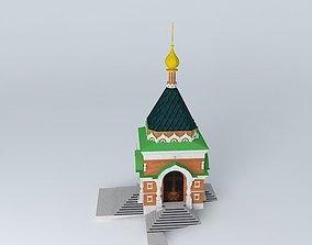 3D Chapel of Saint ALECSO