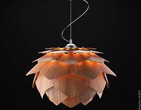 3D model Pendant lamp LOTUS