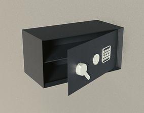 3D asset Home safe
