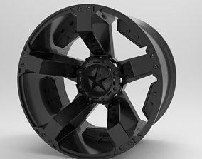 KMC XD SERIES 811 3D asset
