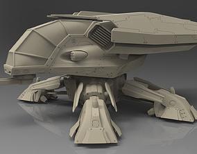 Scout Spaceship Y782 Moskito Printmodel