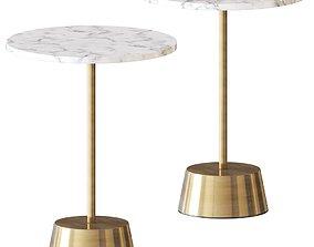 3D model Maisie Side Table - West Elm