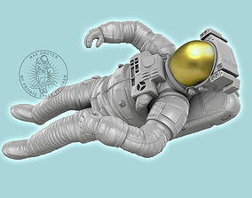 NASA ASTRONAUT earth 3D print model