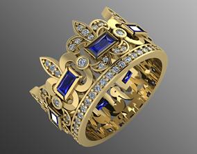 3D print model Ring rk 3