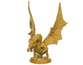 figurines 3D printable model dragon