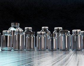 3D Packer Bottles