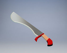3D model Sword of Clarity