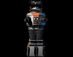 Lost In Space Robot B9 3D