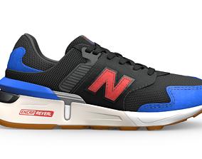 3D asset New Balance 997 Sport