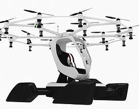 Airlift Hexa 3D model