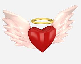 Heart Angel 3DPrintable figurines