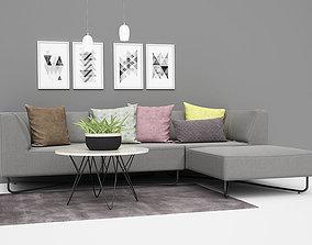 Sofa Setup 14 3D design