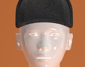 3D asset Deerstalker Hat
