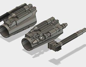 Modular Gauntlet System - Mandalorian 3D print model