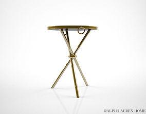 3D model Ralph Lauren Rue Royale side table