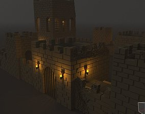 3D model Castle Pack
