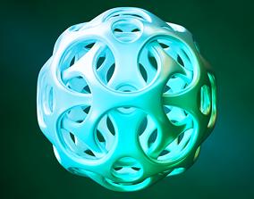 Intertwined Shape 3D