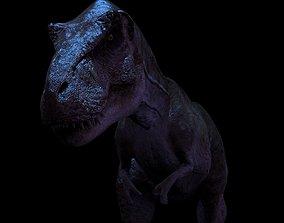 3D animated 8K JP T REX
