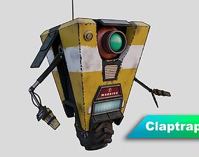 3D Claptrap - Robot