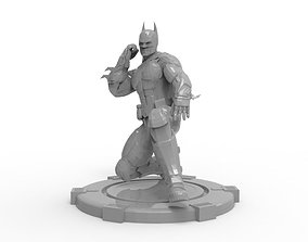 3D printable model Batman - Gunplay