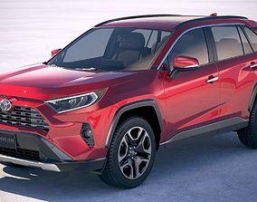Toyota RAV4 2019 3D