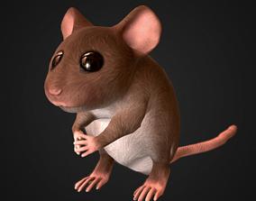 3D asset Mouse