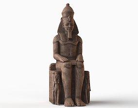 King Ramses II 3D