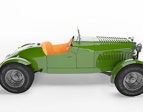 Bentley MK6 Special 3D model