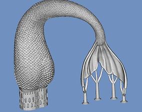3D printable model Mermaid tail
