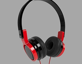 3D model realtime HEADPHONE
