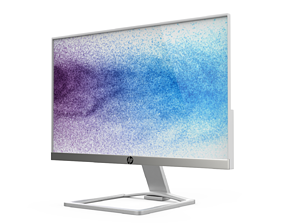 3D model realtime HP MONITOR