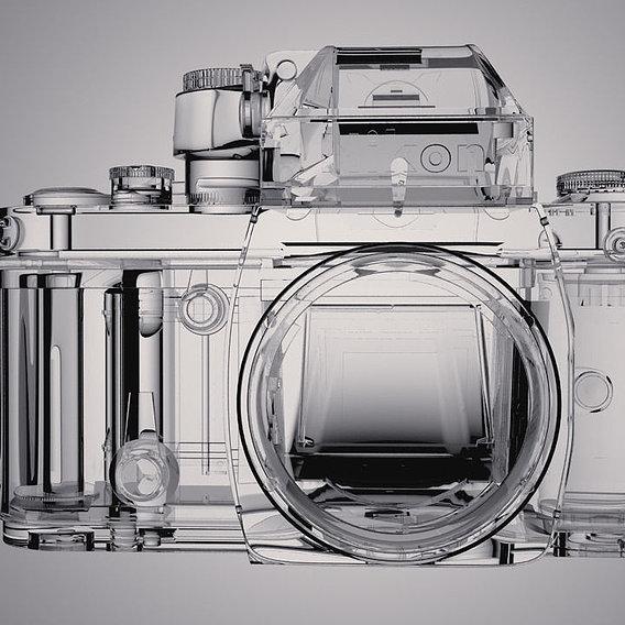 Glass Nikon