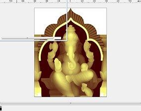 Lord Ganesh 3D print model