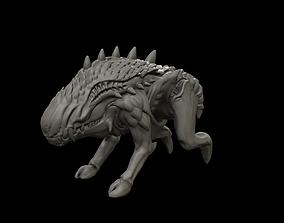 Chaos Mutts 3 versions 3D print model