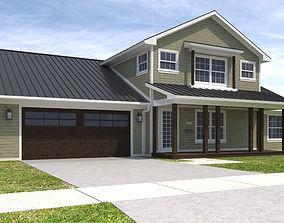 3D model House-110