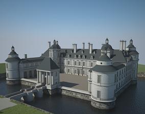 Old Chateau II 3D model